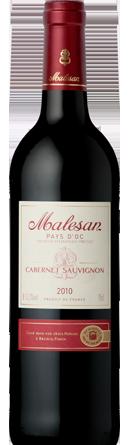 Malesan de France Vin de Pays Cabernet Sauvignon