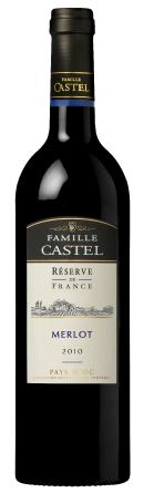 Castel Reserve de France Merlot