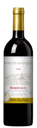 Terres De La Roquille - AOC Bordeaux