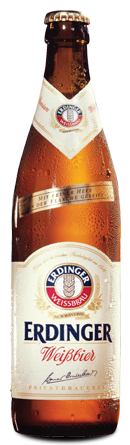Erdinger 'with Fine Yeast'